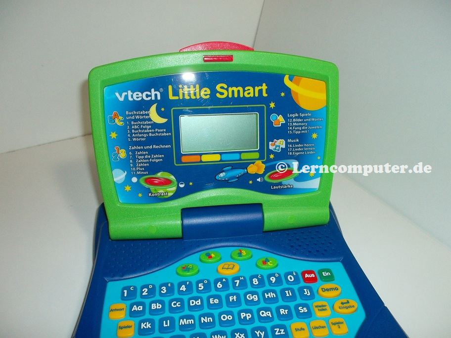 vtech little smart lerncomputer. Black Bedroom Furniture Sets. Home Design Ideas