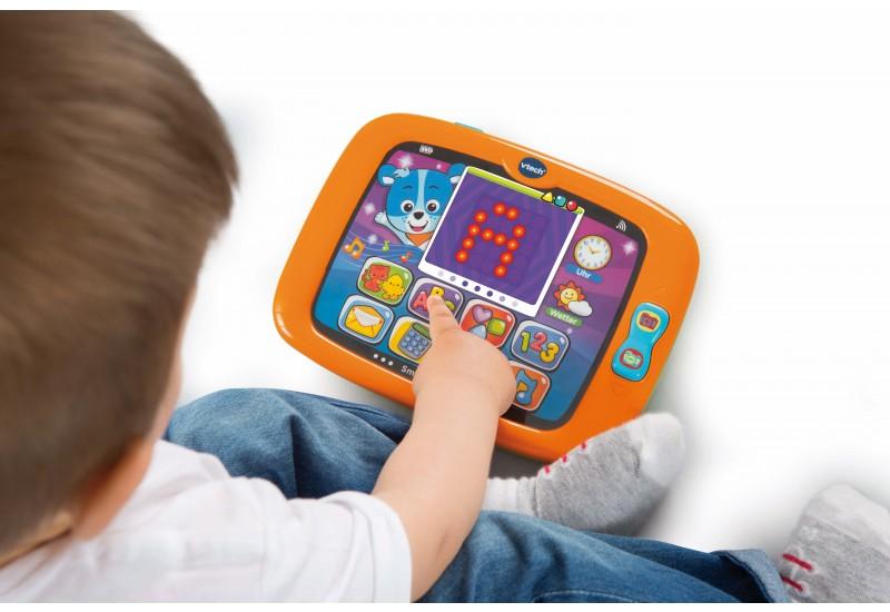 vtech smart lern tablet lerncomputer. Black Bedroom Furniture Sets. Home Design Ideas